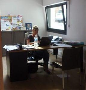 Nelly BERNARD - Chargée de mission Emploi Economie